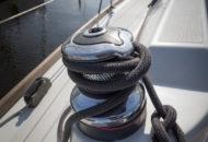 Motor van de Beneteau Oceanis 34