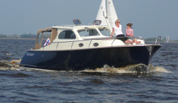 RiverCruise 35 Cabin Launch - Motorboot huren in Friesland - Ottenhome Heeg 1