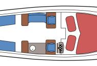 RiverCruise 35 Cabin Launch - Motorboot huren in Friesland - Ottenhome Heeg 9