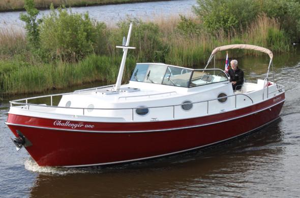 RiverCruise 35 - Motorboot huren - Ottenhome Heeg 1