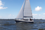 Sunhorse 25 zeilboot huren in Friesland