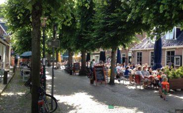 Vaarroutes Friesland, Langweer