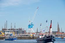 Friese evenementen, visserijdagen Harlingen