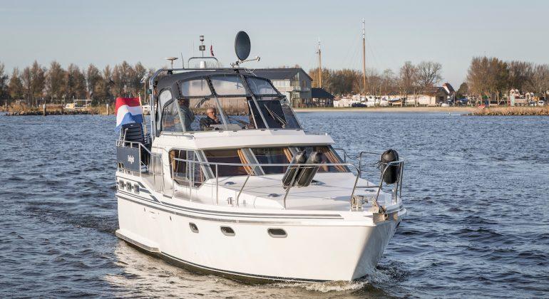 Motorboot huren Friesland - Ottenhome Heeg