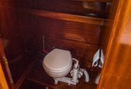 Toilet Oostvaarder Kotter 9.50 OK