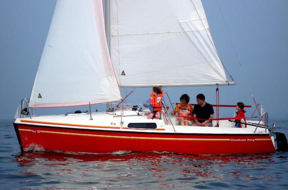 Fox 22 - Zeilboot huren in Friesland - Ottenhome Heeg 4