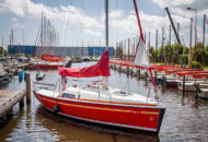 Fox 22 - Zeilboot huren in Friesland - Ottenhome Heeg
