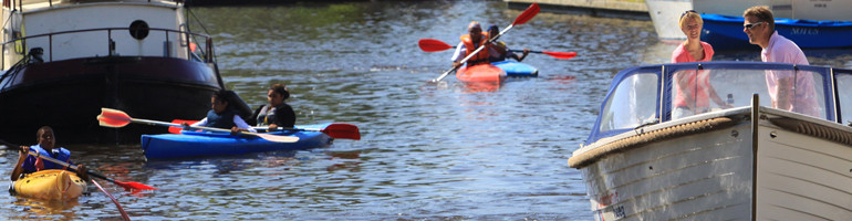 RiverCruise 23 - Sloep huren in Friesland - Ottenhome Heeg 1