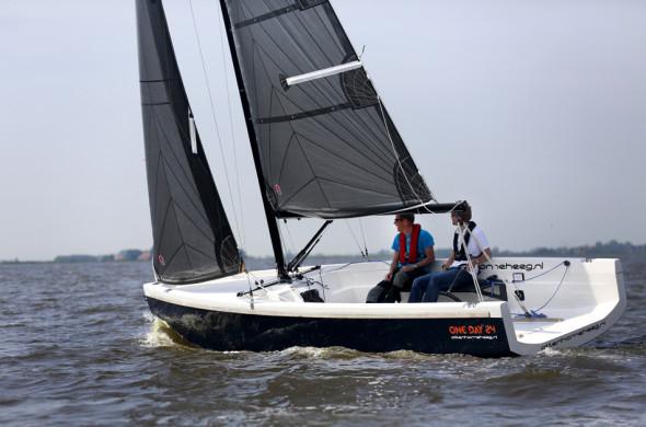 OneDay 24 - Zeilboot huren in Friesland - Ottenhome Heeg