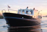 Oostvaarder Kotter - Motorboot huren - Ottenhome Heeg 1