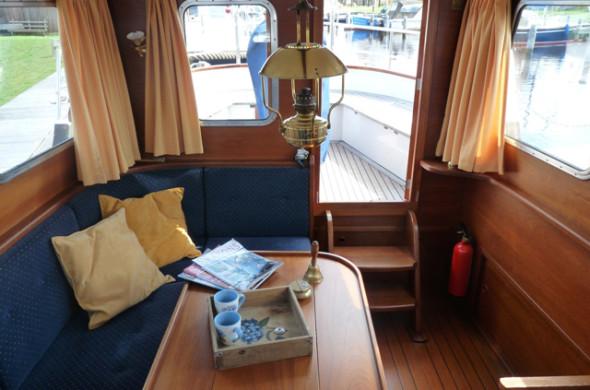 Oostvaarder Kotter - Motorboot huren - Ottenhome Heeg 5