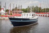 De Oostvaarder Kotter aan het varen