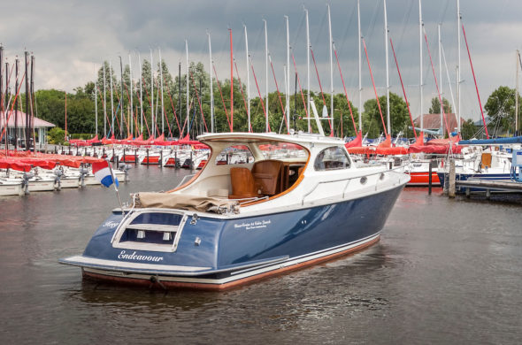 RiverCruise 35 Cabin Launch - Motorboot huren in Friesland - Ottenhome Heeg