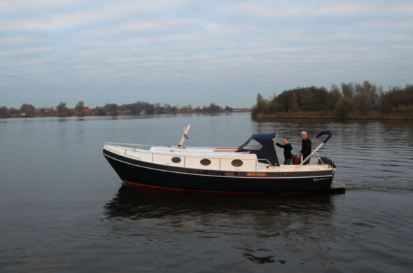 RiverCruise 31 Cabrio