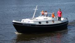 RiverCruise 31 Cabrio WS - Motorboot huren in Friesland - Ottenhome Heeg 2