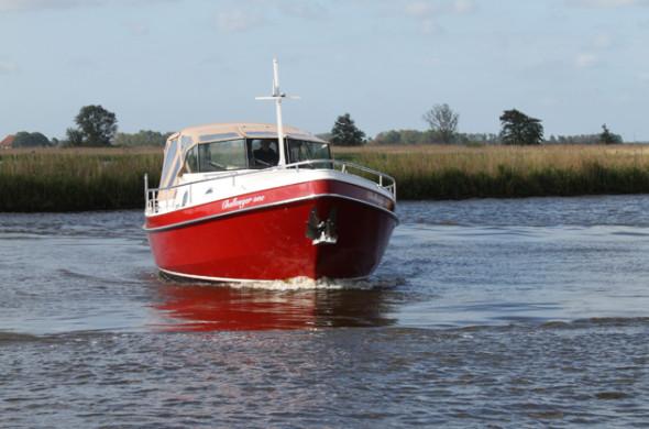 RiverCruise 35 - Motorboot huren - Ottenhome Heeg 5