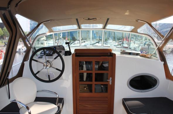 RiverCruise 35 - Motorboot huren - Ottenhome Heeg 8