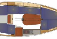 Zeilboot huren in Friesland - Sunhorse 25