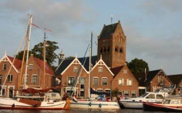 Vaarroutes Friesland, Grou