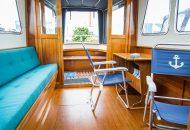 Motorboot huren in Friesland - Oostvaarder Kotter 9.50 OK - Ottenhome Heeg