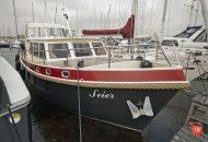 Barkas 1100 - Motorboot huren - Ottenhome Heeg