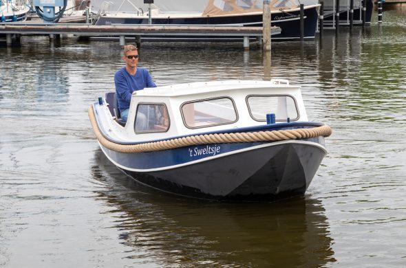 Vlet 650 huren in Friesland - Ottenhome Heeg