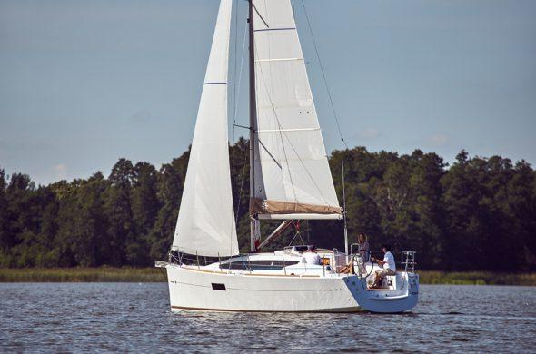 Jeanneau Sun Odyssey 319 - Zeilboot huren in Friesland - Ottenhome Heeg