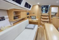 Salon Jeanneau Sun Odyssey 319- Ottenhome Heeg