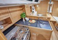 Keuken Jeanneau Sun Odyssey 319 -Ottenhome Heeg