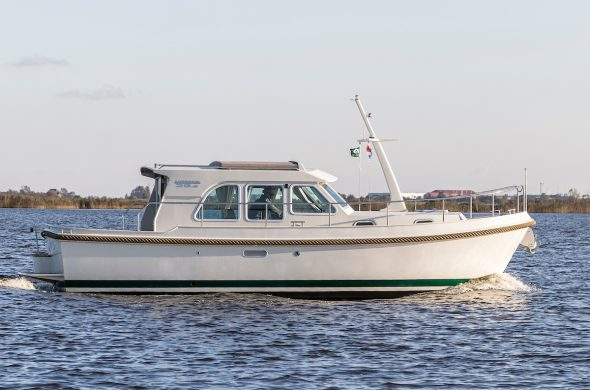 Linssen Grand Sturdy 29.9 Sedan – * Nieuw*