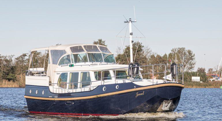 Linssen Dutch Sturdy - Motorboot huren in Friesland - Ottenhome Heeg