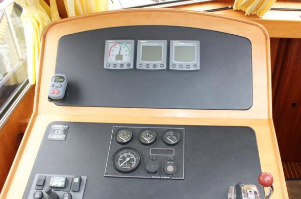 Motorboot huren - Linssen Grand Sturdy 410 Gold - Ottenhome Heeg
